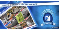 Contest photo script app facebook