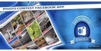 Contest photo script app facebook