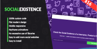 Existence social