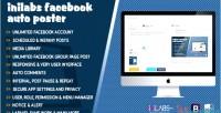 Facebook inilabs multi scheduler account post auto