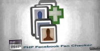 Fan facebook checker