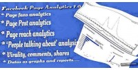 Fan facebook page analytics