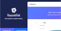 Faucet bitcoin list