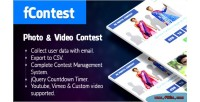 Fcontest facebook photo & app contest video