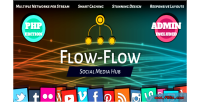 Flow flow social script php streams