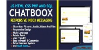 Fully chatboox messaging instant responsive