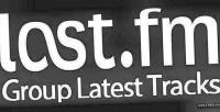 Group last.fm tracks latest members