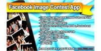 Image facebook contest app
