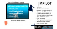 Instagram jmpilot marketing tools