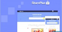Is shareplus to download videos youtube from facebook instagram search video and