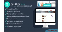 Karakata php classified buy marketplace sell and