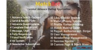 Laravel matchbot application dating advance