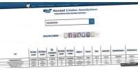 Links social analytics