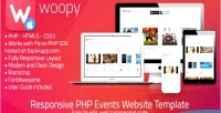 Listings woopy chat template app web php