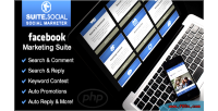 Marketing facebook suite business automation for tools