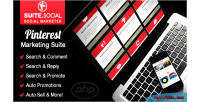Marketing pinterest suite business automation for tools