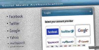 Media social authentication