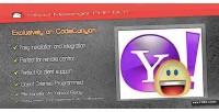 Messenger yahoo php bot