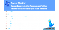 Monitor social find your mentions brand media social on