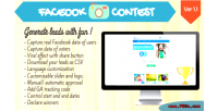 Photo facebook contest