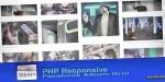 Php responsive grid album facebook