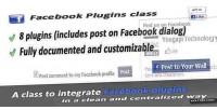 Plugins facebook class dialogs and