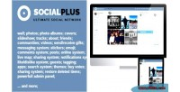 Plus social ultimate platform network social