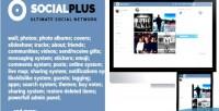 Plus social ultimate platform network social