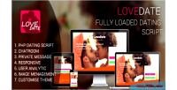 Premium lovedate dating script