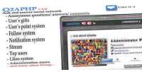 Q q2aphp network social a