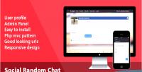Random social chat