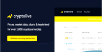Realtime cryptolive cryptocurrency more market prices cap