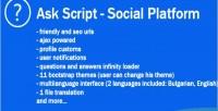 Script ask