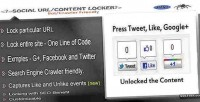 Viral seo friendly locker g tweet unlock to like