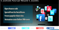 Share custom counts share with
