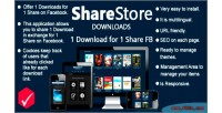 Share store downloads 1 download for fb share 1