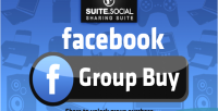 Sharer social buying group facebook
