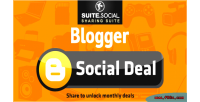 Sharer social deal social blogger