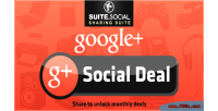 Sharer social deal social google