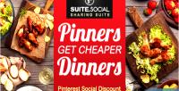 Sharer social discount social pinterest