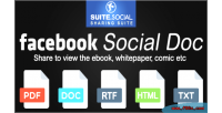 Sharer social document social facebook