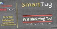 Smart facebook tagging