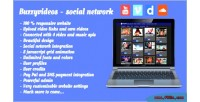 Social buzzyvideos network