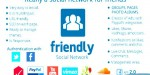 Social friendly network