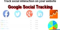 Social google tracking