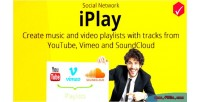 Social iplay network