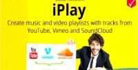 Social iplay network