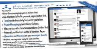 Social php network platform