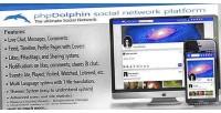 Social phpdolphin network platform