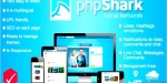 Social phpshark networking platform